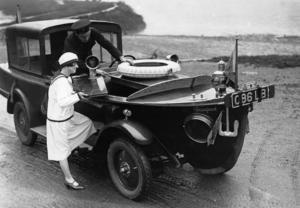 Unikátní vozidla