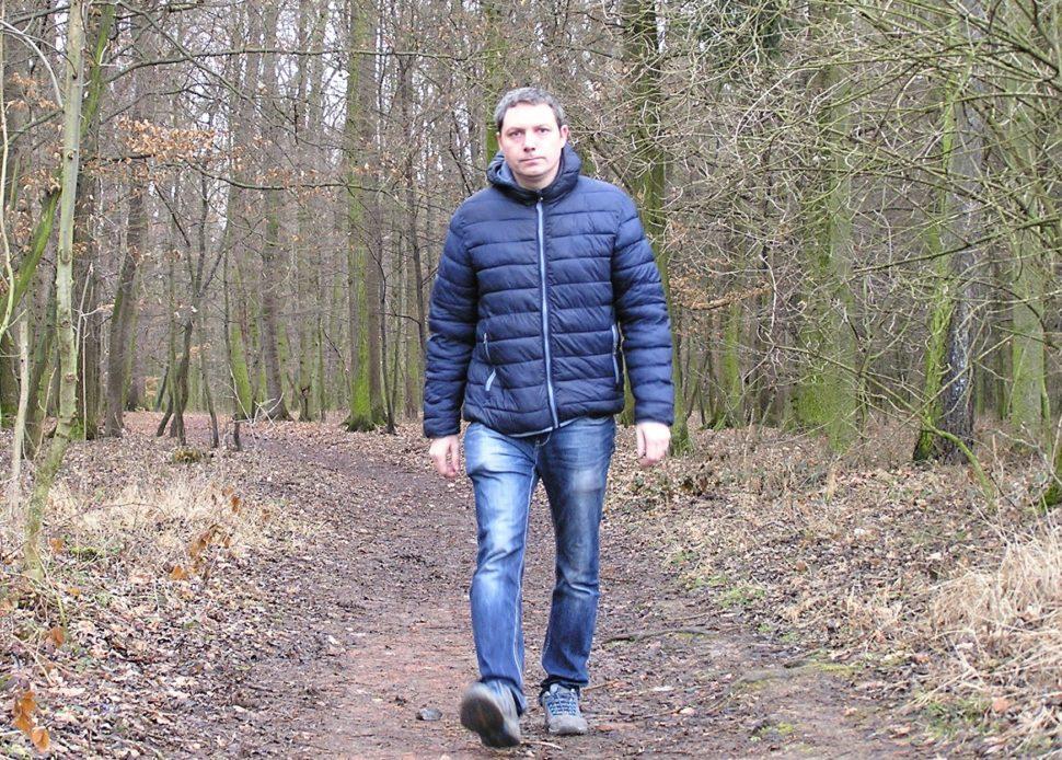 Cesta sebepoznání Kamil Bolek